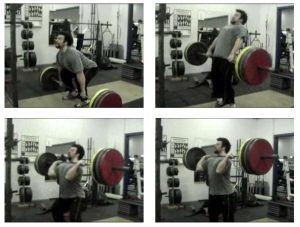 power-cleans